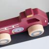 Afbeelding van Little Dutch Houten Hulpverleningsauto's - Set à 3 stuks