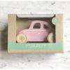 Afbeelding van Little Dutch Houten Grijp-duw Auto Roze