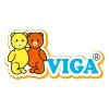 Afbeelding van Viga Toys Domino Boerderijdieren Hout - 32 delig