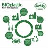 Afbeelding van Dantoy Tiny Bioplastic Fun auto - Lichtblauw