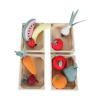 Afbeelding van Little Dutch Houten Marktkraam met Accessoires