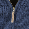 Afbeelding van Pure Wool Damesvest Gevoerd WNL-1705 Marine