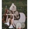 Afbeelding van Kinderfeets Retro Poppenwagen Roze
