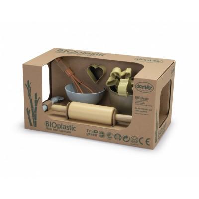 Dantoy BIOplastic Bakset - 11 delig in luxe giftbox