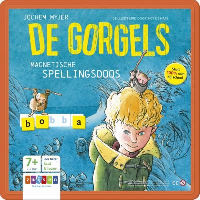 De Gorgels Magnetische Spellingsdoos (Jochem Myjer)