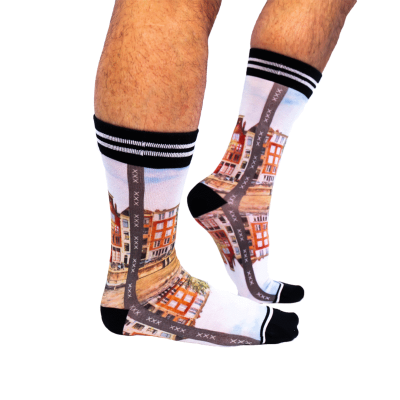 Sock My Feet Amsterdam Sokken