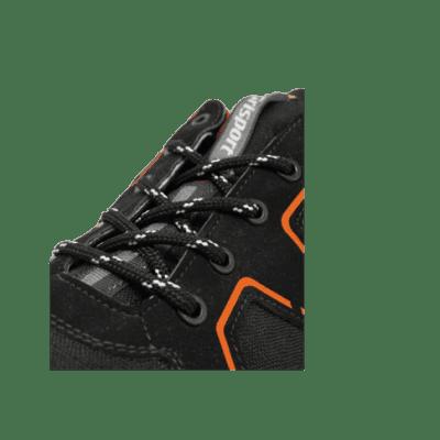 Grisport Veters Zwart-Wit 140 cm per paar