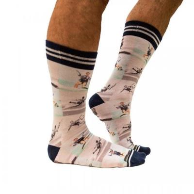 Sock My Feet Kite Surfer Sokken