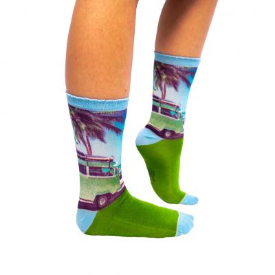 Sock My Feet Camper Sokken
