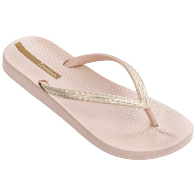 Foto van Ipanema Anatomic Mesh Teenslipper Beige/Gold (23257)