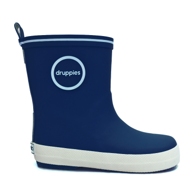 Foto van Druppies Fashion Boot 11023 Donkerblauw Maat 20 t/m 39