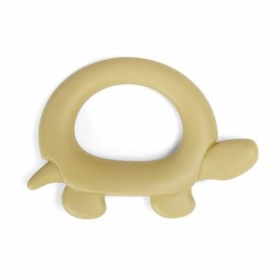 Dantoy Tiny BIOplastic Bijtring Dier Pastelkleur Groen