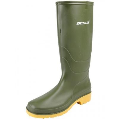 Dunlop Rapido Outdoor Dames-/ Heren Laars Groen
