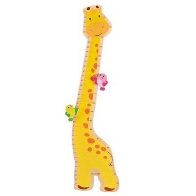 EverEarth Houten Groeimeter Giraffe