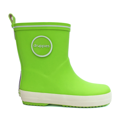 Foto van Druppies Fashion Boot 11023 Frisgroen Maat 20 t/m 39