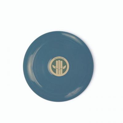 Dantoy BIOplastic Frisbee Dark Ocean Blue