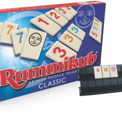 Goliath Rummikub Familiespel Original Classic