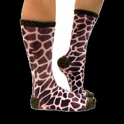 Sock My Feet Giraffe Sokken