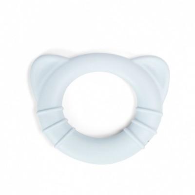 Foto van Dantoy Tiny BIOplastic Bijtring Dier Pastelkleur Lichtblauw