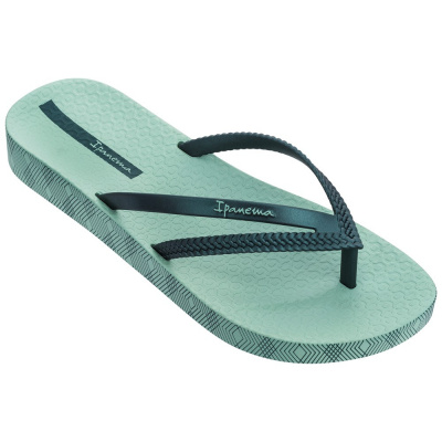 Ipanema Bossa Soft Teenslipper Groen (20843)