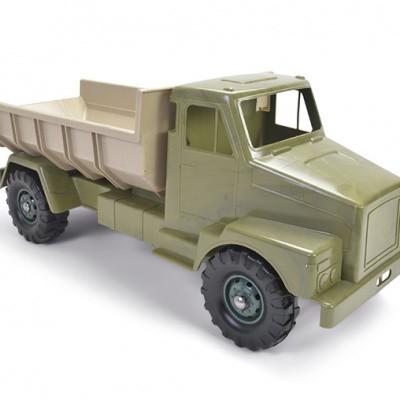 Foto van Dantoy GREEN BEAN Gerecylced Plastic Truck - Limited Edition!