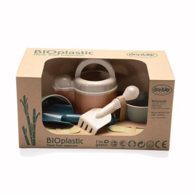 Dantoy BIOplastic Tuinierset - 7 delig in luxe giftbox