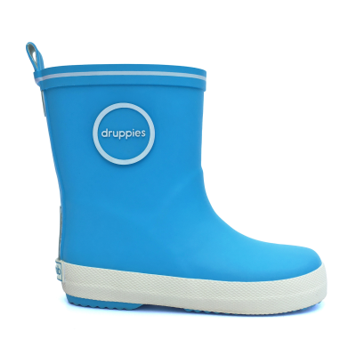 Foto van Druppies Fashion Boot 11023 Helderblauw Maat 20 t/m 39