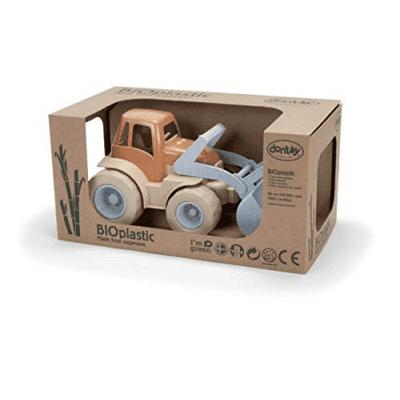 Dantoy BIOplastic Shovel in luxe giftbox