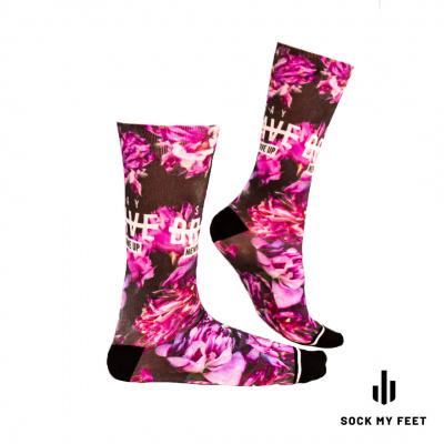 Sock My Feet Bloom Sokken