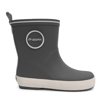 Foto van Druppies Fashion Boot 11023 Donkergrijs Maat 20 t/m 39