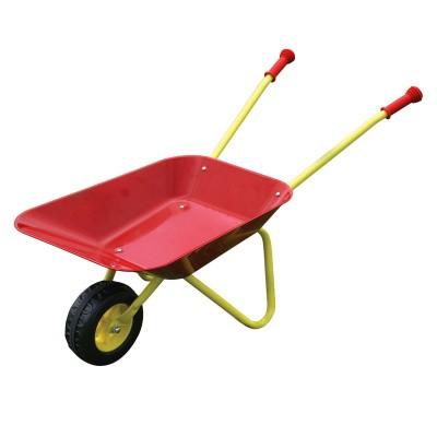 Carriola Kinder Kruiwagen Metaal Rood