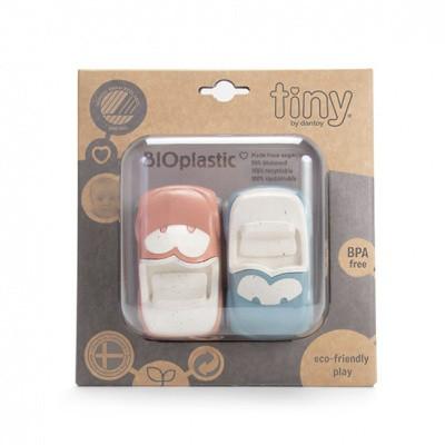 Dantoy Tiny Bioplastic Fun auto's - vanaf 6 maanden > medio september verwacht!