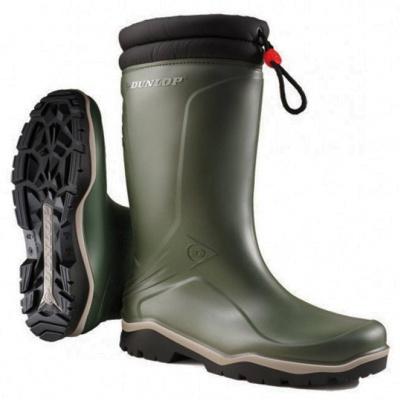 Dunlop Winterlaars Blizzard K454061 Groen
