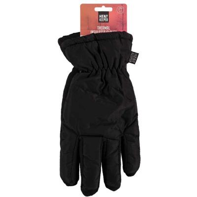 Foto van Heat Keeper Mega Thermo Handschoenen Zwart 40323001