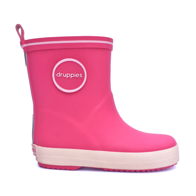 Foto van Druppies Fashion Boot 11023 Roze Maat 20 t/m 39