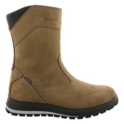 Foto van Grisport Viken Camel Leren Dames Boot