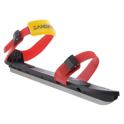 Zandstra Easy Glider- Kinderschaats voor beginners Zwart/Rood