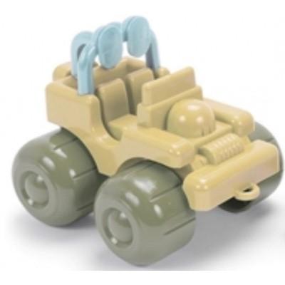 Dantoy BIOplastic Voertuig Jeep