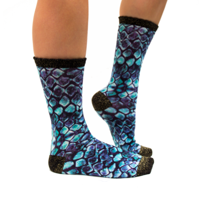 Sock My Feet Reptile Sokken