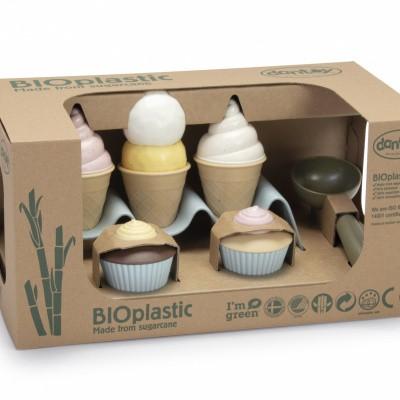 Dantoy BIOplastic IJs Speelset - 8 delig in luxe giftbox