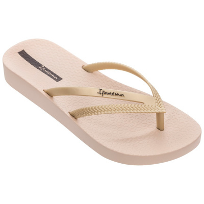 Foto van Ipanema Bossa Soft Teenslipper Beige/Gold (20352)