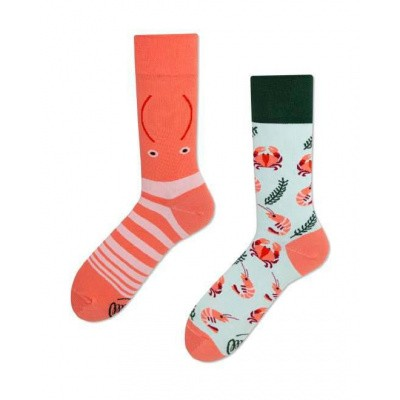 Foto van Many Mornings Frutti di Mare Mismatched Unisex Sokken