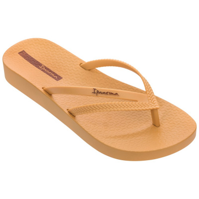 Ipanema Bossa Soft Teenslipper Geel (23830)