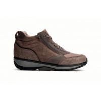 Xsensible hoge sneaker taupe 30105.2.501