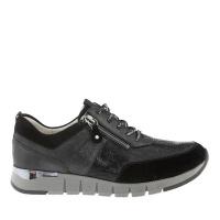 Waldläufer sneaker zwart 908009 412 001H
