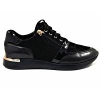 Sioux sneaker zwart 63965