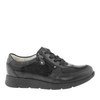Waldläufer sneaker zwart 661003 K