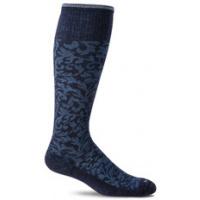 SockWell kniekousen blauw SW16W.800