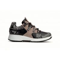 Xsensible sneaker zwart/wit 30207.3.017
