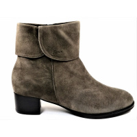 Sioux laarsje taupe 64302 H